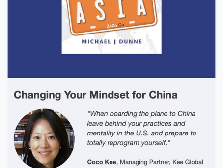 Changing your mindset when boarding a plane to China