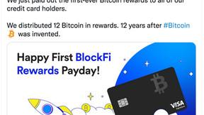Update on BlockFi, Chapm Titles, Galaxy Vision Hill