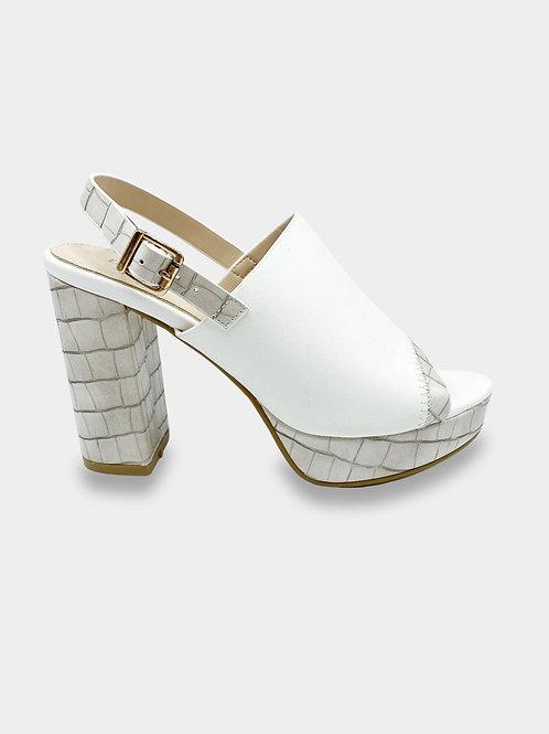 Enrico Coveri sandalo con tacco