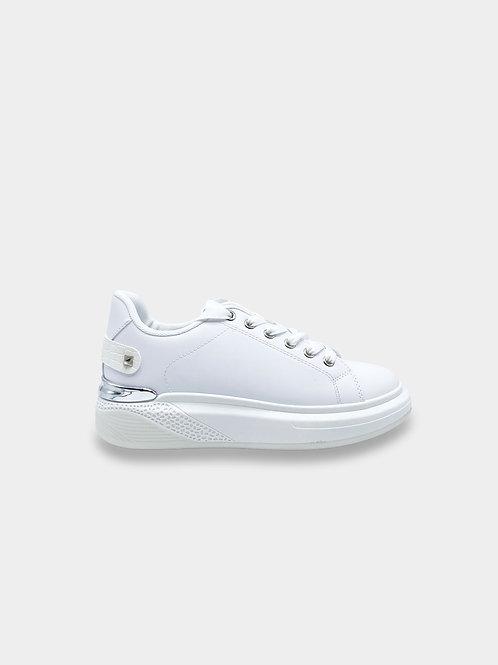 Sneakers con zeppa