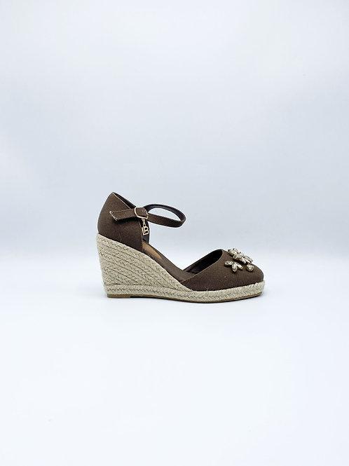 Laura Biagiotti sandali con zeppa