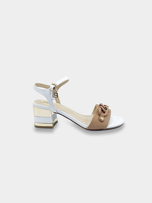 Laura Biagiotti sandalo con tacco