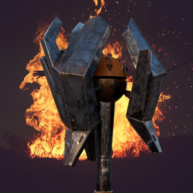 CAPSULE'S CLOSING BURN!