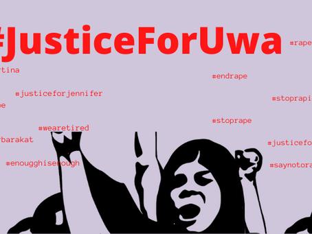 #JUSTICEFORUWA : A GAME CHANGER ?