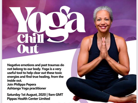 GHANA : YOGA CHILL OUT