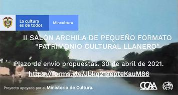 2-SALON ARCHILA DE PEQUEÑO FORMATO-fecha