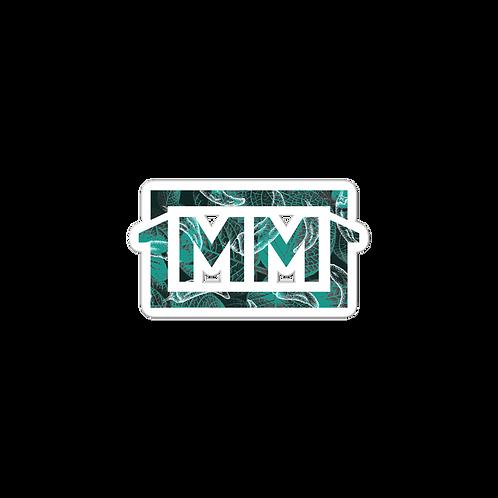 1MM Chilli Bubble-free stickers