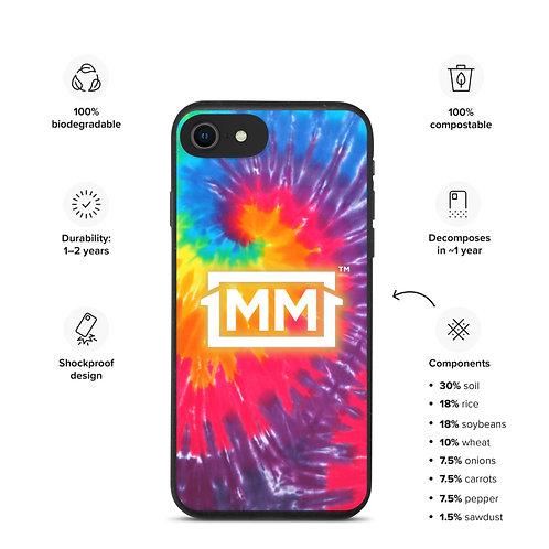 1MM Tye Die Biodegradable Phone Case