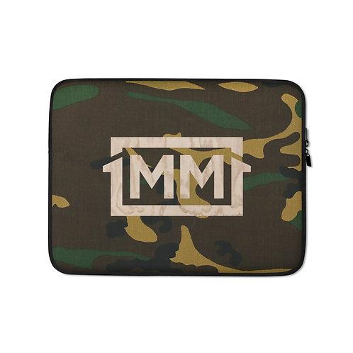 1MM Camo Laptop Sleeve