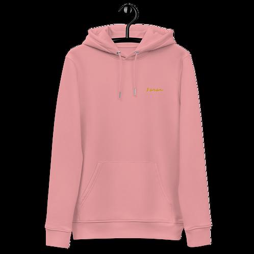 1MM Typo Eco hoodie (Unisex)