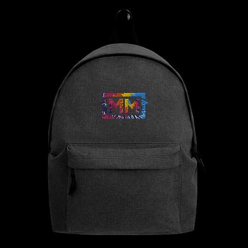 1MM Tye Die Embroidered Backpack