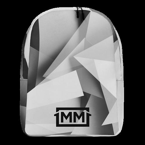 1MM Geometric Minimalist Backpack