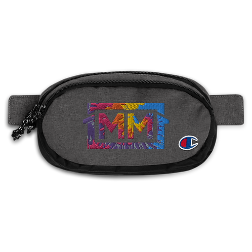 1MM Embroidered Fanny pack