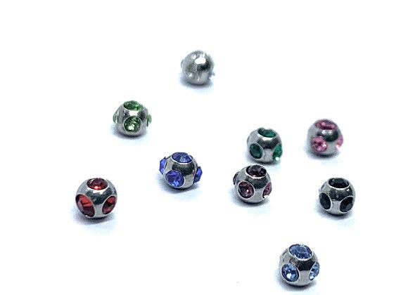16g Disco Balls 3mm