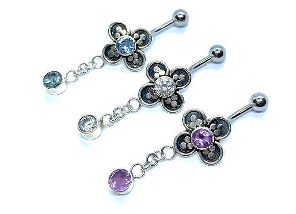 Navel Jewellery 14g Vintage