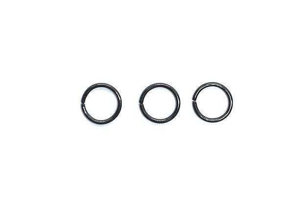 Twist Ring 14g 16g 18g 20g