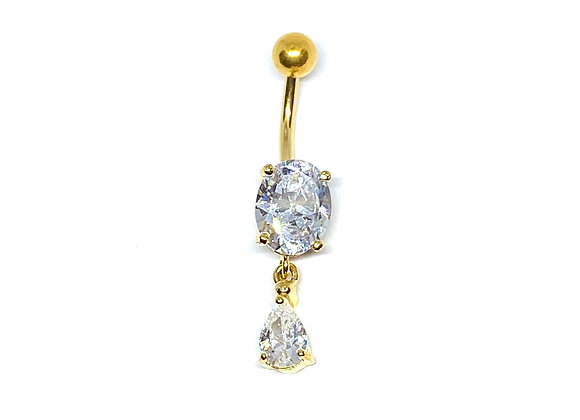 Navel Jewellery  Gold Color