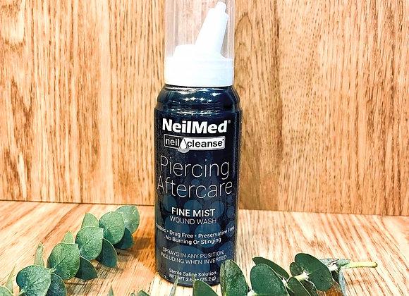 NeilMed Piercing Aftercare, Fine Mist Wound Wash Spray 75.2ml