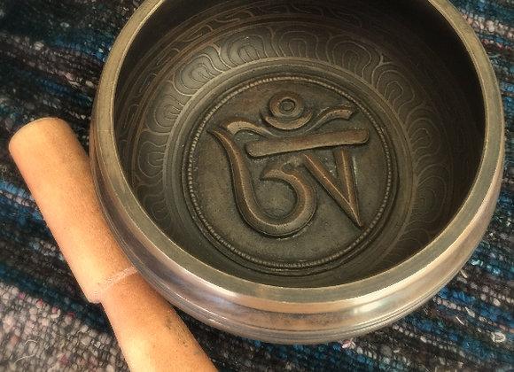Made In Nepal Singing Bowl