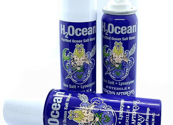 H2Ocean  Sea Salt. 45ml