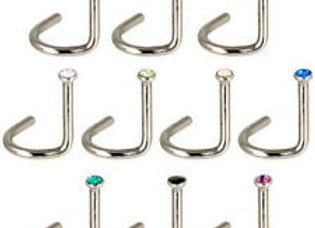 Surgical Nose Studs