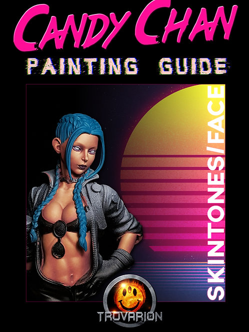 Candy Chan Painting Guide