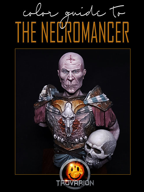 Necromancer Painting Guide