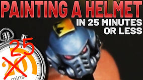 20 minutes or less space wolves helmet 2