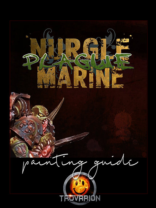 Plague Marine Painting Guide