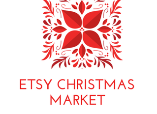 Etsy Christmas Market- save the date!