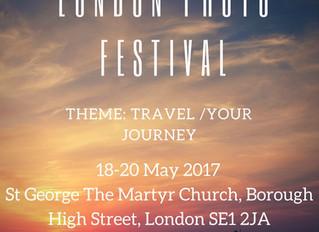 London Photo Festival 18-20 May