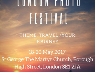 London Photo Festival 18-20 May