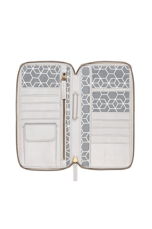 Leather Travel/Passport Wallet