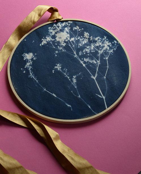 Cyanotype Fabric Printing Workshop