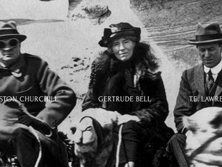 Women Travellers (and photographers): Gertrude Bell