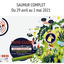 Saumur Complet 2021: 29 avril au 2 mai.