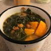 Mom's Portuguese Kale Soup