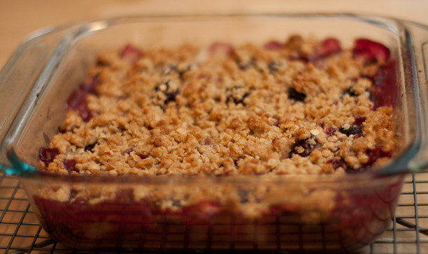 Let's Get Ready To Crumbleee! (BYO Crumble)