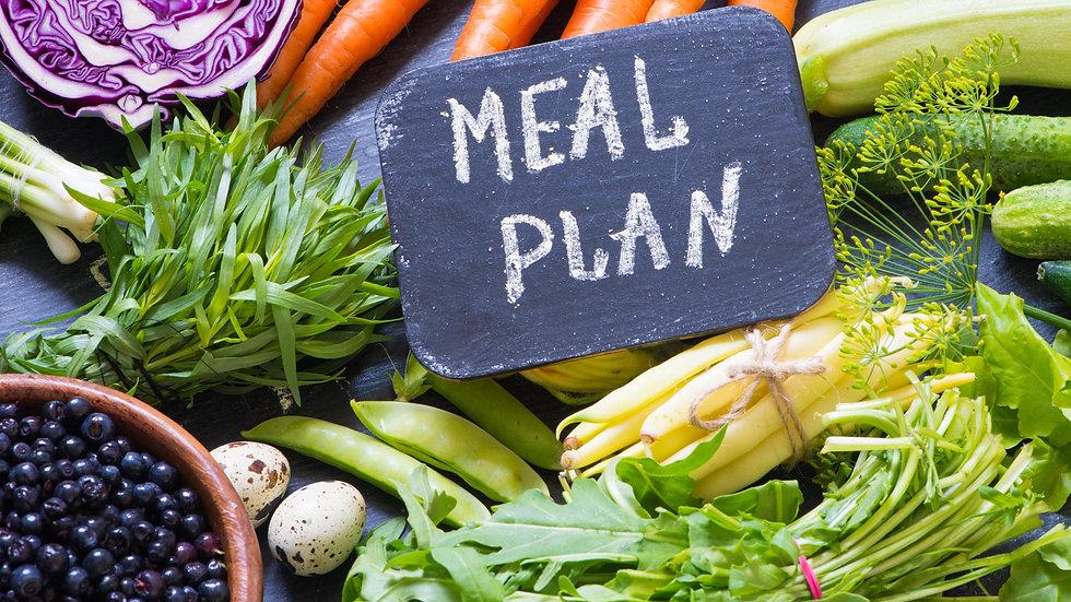 4 Week Meal Plan + Recipe Book Combo