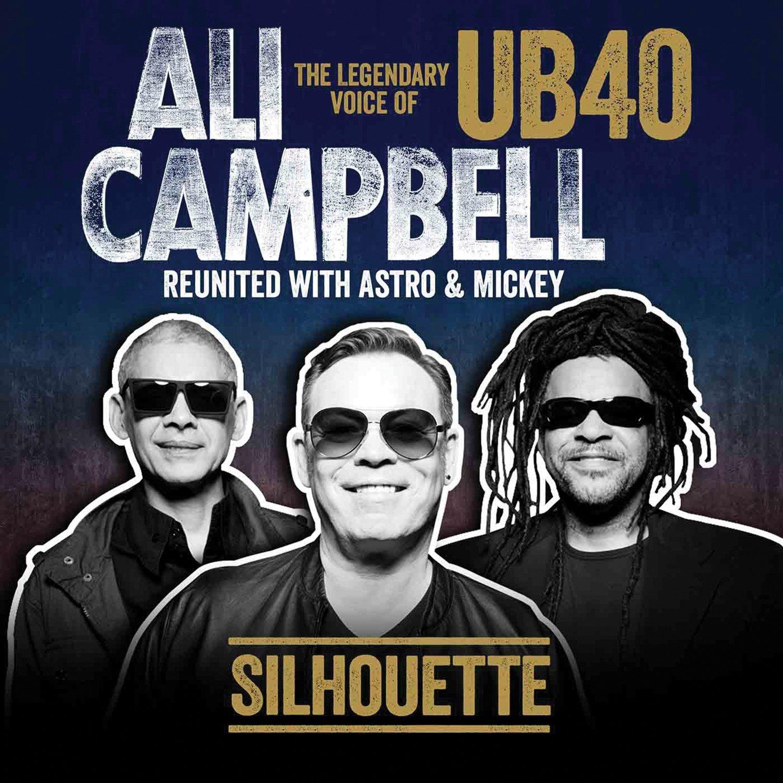 Silhouette Recalls The Heydays of UB40 Music | Event