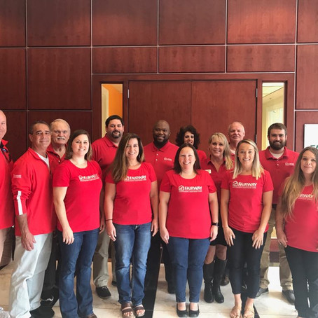 Red Fridays - American Wounded Warrior Project