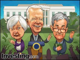 Los mercados le dan la bienvenida a Biden