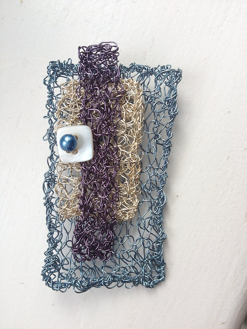 Knitted Wire Jewellery - Beginners