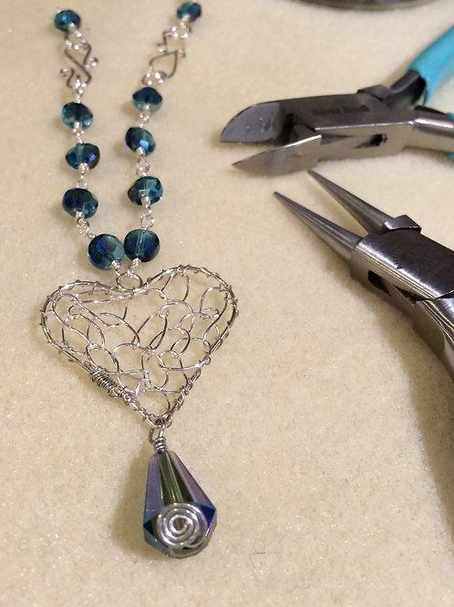 Redesign Heairloom Jewellery - Beginners