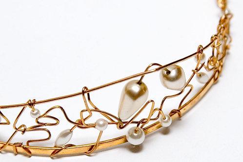 Wire Jewellery / Tiara Workshop