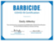 Barbicide COVID Certificate.jpg