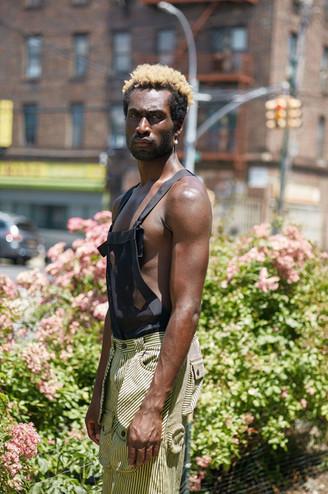 DeVonn Francis of Yardy NYC - WWD June '20