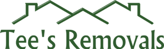 Tee's Removals Logo