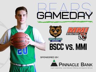 Bevill State Basketball vs Marion Military Institute - February 12