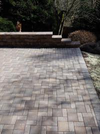 Pattern #2 Pavers Patio